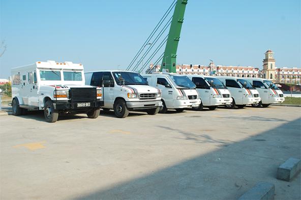 WorldBridge Secure Logistics Services