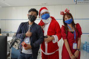 WorldBridge Group Christmas 2020 Celebration