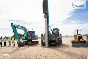WorldBridge i4.0 SME Cluster Construction Site Officially Started