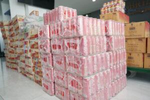 WBG Distributed Food Beverage Some Employees During Lockdown