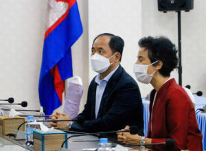 Michelin Asia (Singapore) and WorldBridge Trading, donated 5.5 million masks to the Ministry of Health of the Kingdom of Cambodia