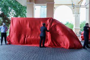 Brinks WorldBridge Secure Logistics rebranding ceremony